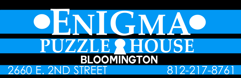 Enigma Puzzle House, Escape Games, Bloomington, Indiana
